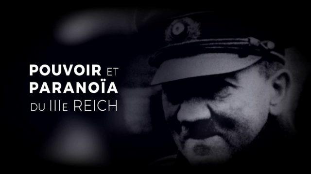 Moc a paranoia Třetí říše -dokument