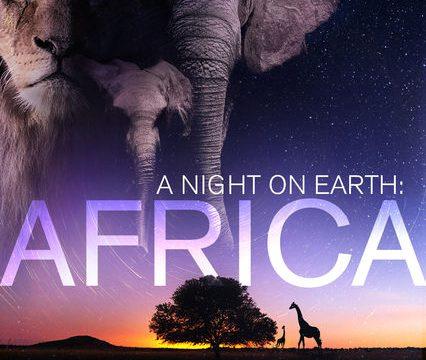 Noc na Zemi: Afrika (komplet 1-2) -dokument