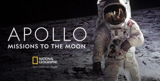 Apollo: Mise na Měsíc -dokument