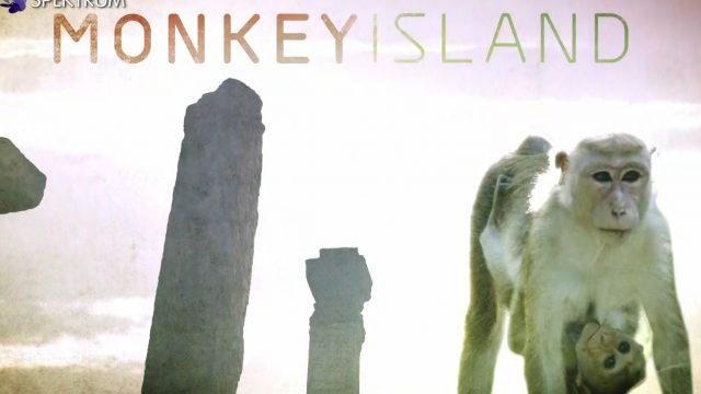 Opičí ostrov (komplet 1-3) -dokument