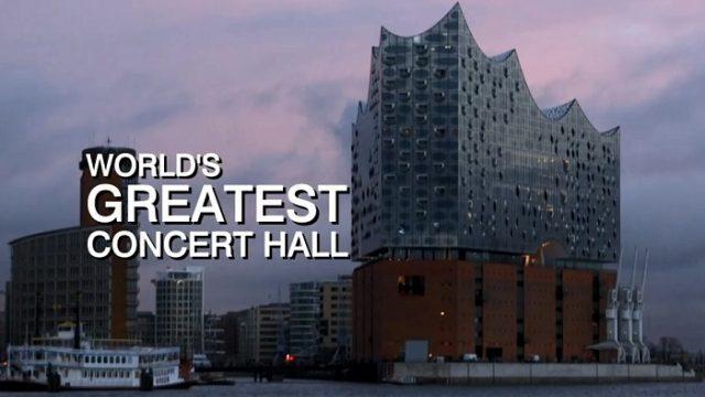 Nejúžasnější koncertní sál světa  -dokument
