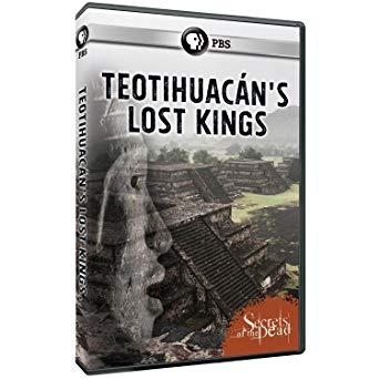 Ztracení králové Teotihuacánu -dokument