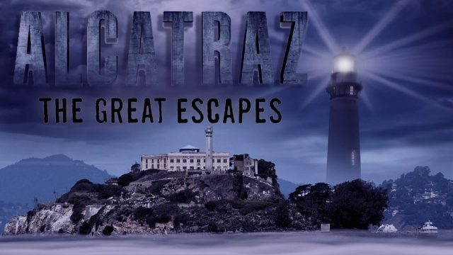 Alcatraz: Největší útěky (komplet 1-2) -dokument
