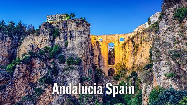 Procházka po Andalusii -dokument