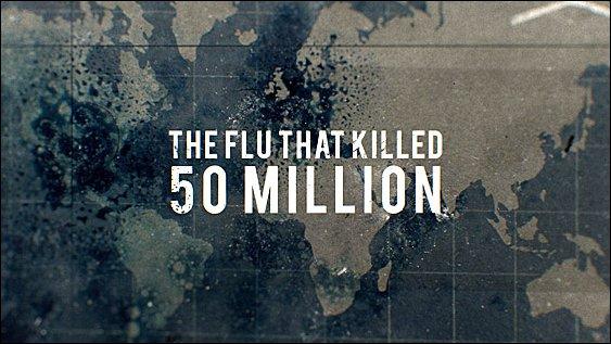 Španělská chřipka -dokument