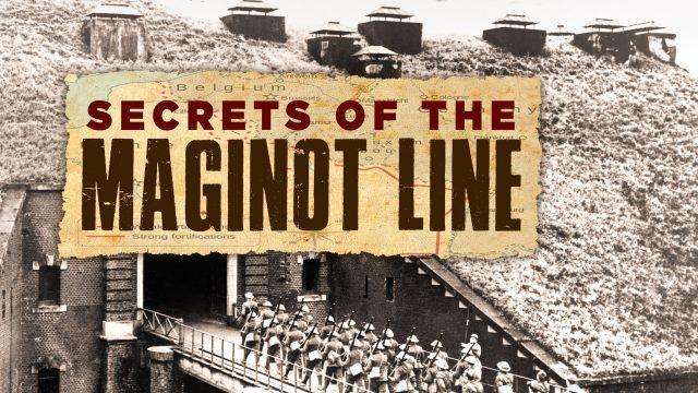 Tajemství Maginotovy linie -dokument