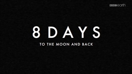 Osm dní na Mesic a zpet (komplet 1-2) -dokument