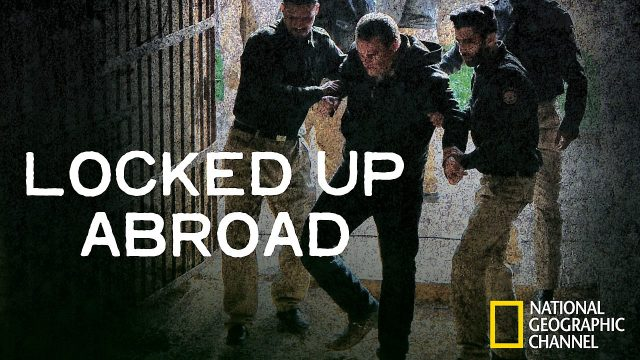Vězněm v cizině: Zátah na řeckých hranicích -dokument