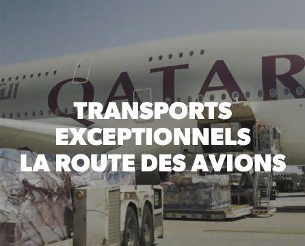 Výjimečný náklad: Přeprava letadel -dokument