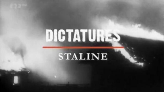 Diktátor Stalin -dokument