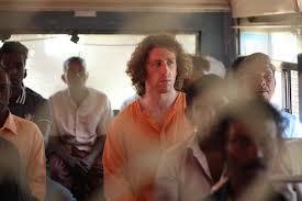 Vězněm v cizině: Indický hašiš -dokument