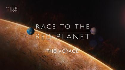 Závod o rudou planetu (komplet 1-3) -dokument