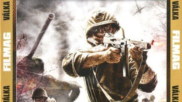 Druhá světová válka v barvě (komplet 1-13) -dokument