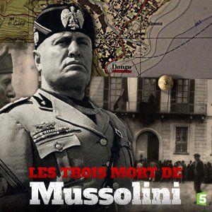 Poslední dny Mussoliniho -dokument