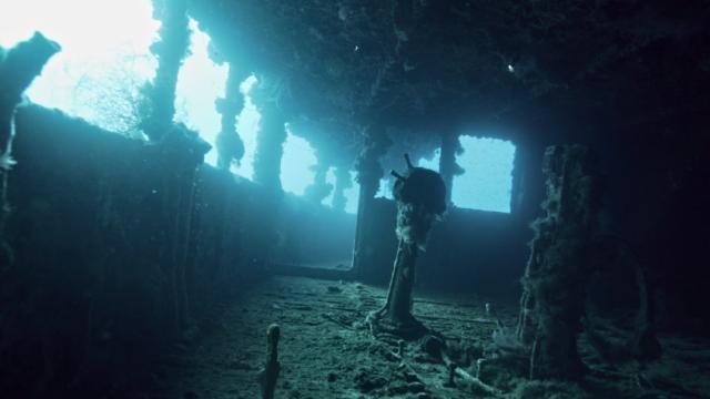 Laguna Truk: Japonský Pearl Harbor -dokument