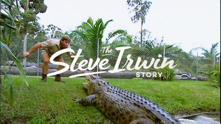 Příběh Steva Irwina -dokument