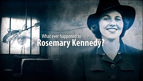 Co se stalo Rosemary Kennedyové? -dokument