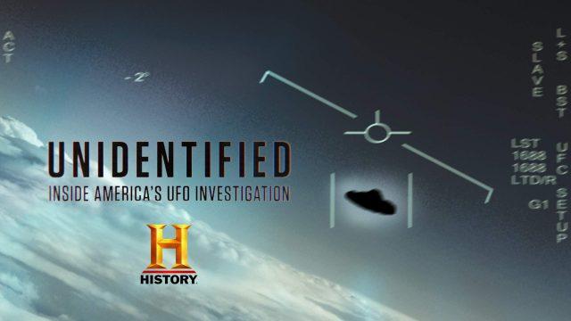 Neidentifikováno: Americká vyšetřování UFO (komplet 1-6) -dokument