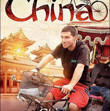 Čínská výprava s Guyem Martinem (komplet 1-3) -dokument