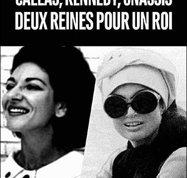 Callasová, Kennedyová a Onassis – dvě královny a jeden král -dokument