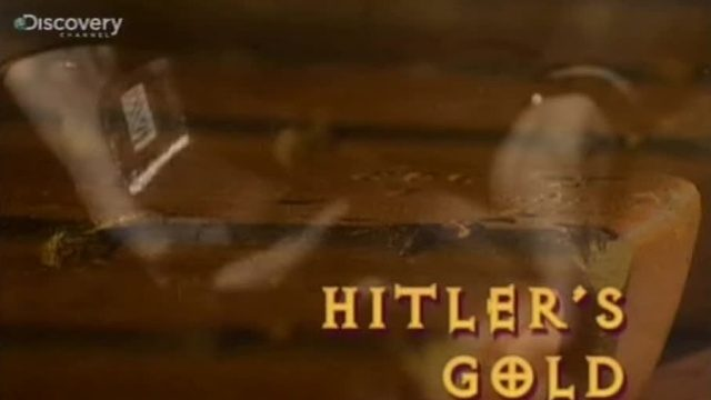 Hitlerovo zlato -dokument