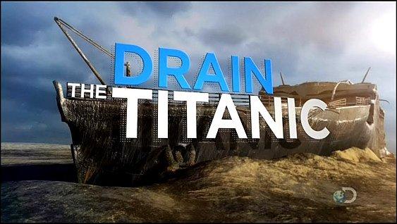 Odkrývání Titaniku -dokument