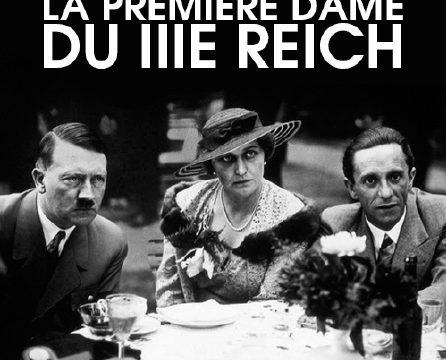 Magda Goebbelsová, první dáma Třetí říše -dokument
