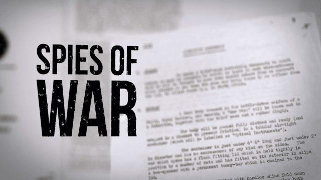 Váleční špioni (komplet 1-4) -dokument