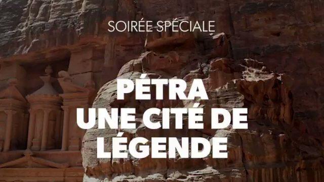 Petra: Tajemství starověkých stavitelů -dokument