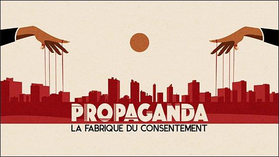 Propaganda, továrna na souhlas -dokument