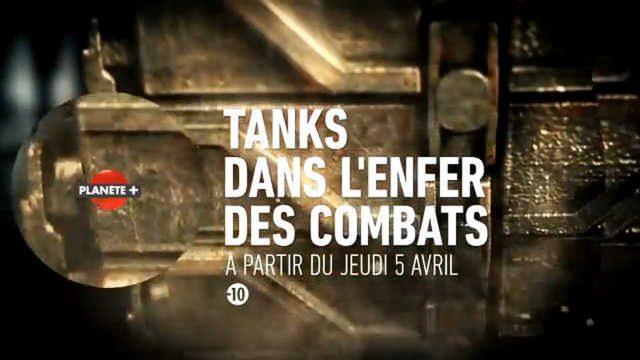 Tanky v pekle bojů (komplet 1-4) -dokument