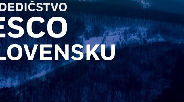 Svetové dedičstvo UNESCO na Slovensku (komplet 1-8) -dokument