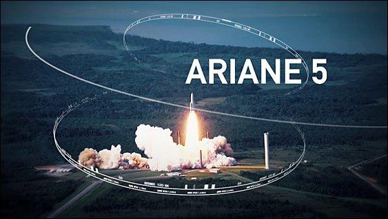 Příběh rakety Ariane (komplet 1-2) -dokument