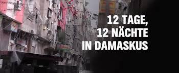 12 dní a nocí v Damašku -dokument