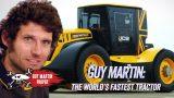 Guy Martin: Nejrychlejší traktor světa -dokument