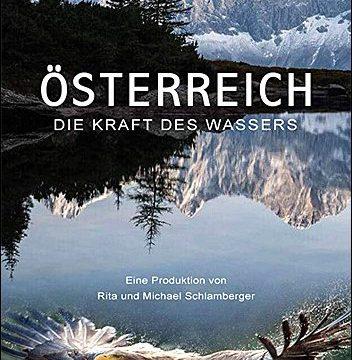 Divoké Rakúsko – sila vody (komplet 1-2) -dokument