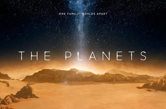 Planety: Nové obzory (komplet 1-5) -dokument