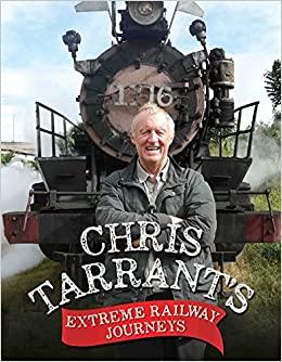Extrémní železnice s Chrisem Tarrantem / 2. série -dokument