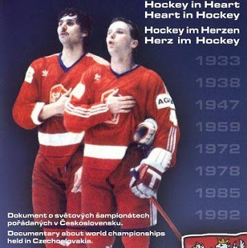 Hokej v srdci – Srdce v hokeji -dokument