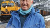 Extrémní železnice s Chrisem Tarrantem / 1. série -dokument