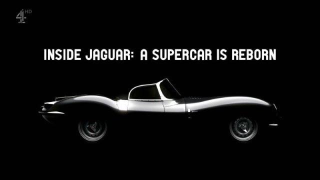 Jaguar: Jak se rodí superauto -dokument