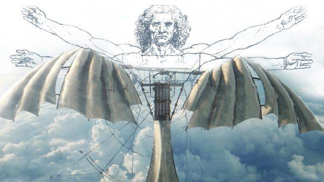 Leonardo da Vinci, všestranný umělec -dokument