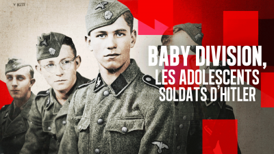 Hitlerovi mladiství zabijáci -dokument