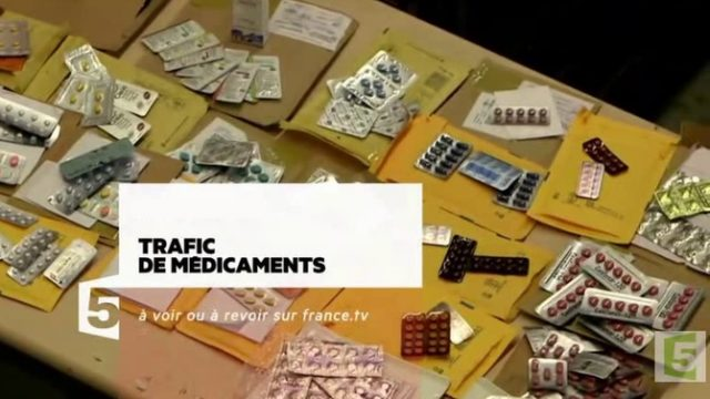 Černý trh s léky -dokument