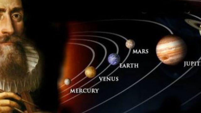 Johannes Kepler – Dobyvatel nebes -dokument