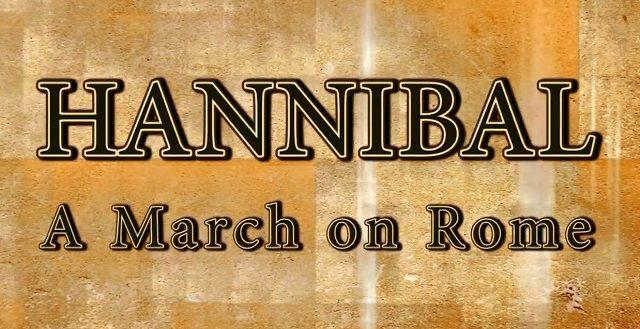 Hannibal: Římské tažení -dokument