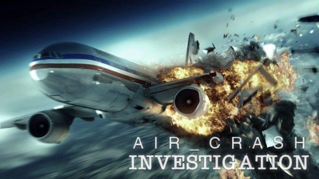 Letecké katastrofy / 3 série -dokument