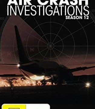 Letecké katastrofy / 12 série -dokument