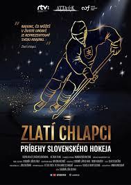 Zlatí chlapci: Príbehy slovenského hokeja -dokument
