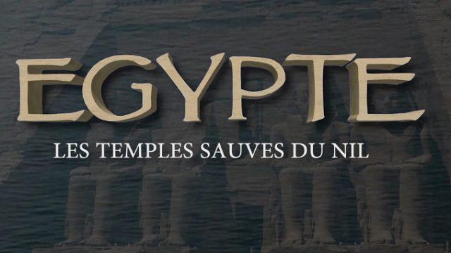 Záchrana egyptských chrámů  -dokument